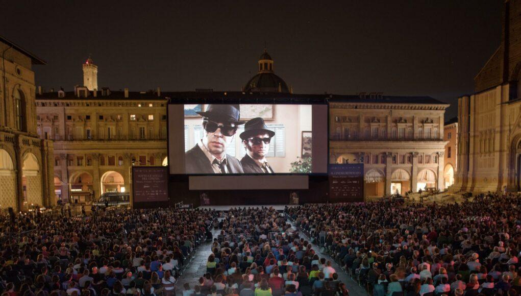 Cinema Piazza Maggiore