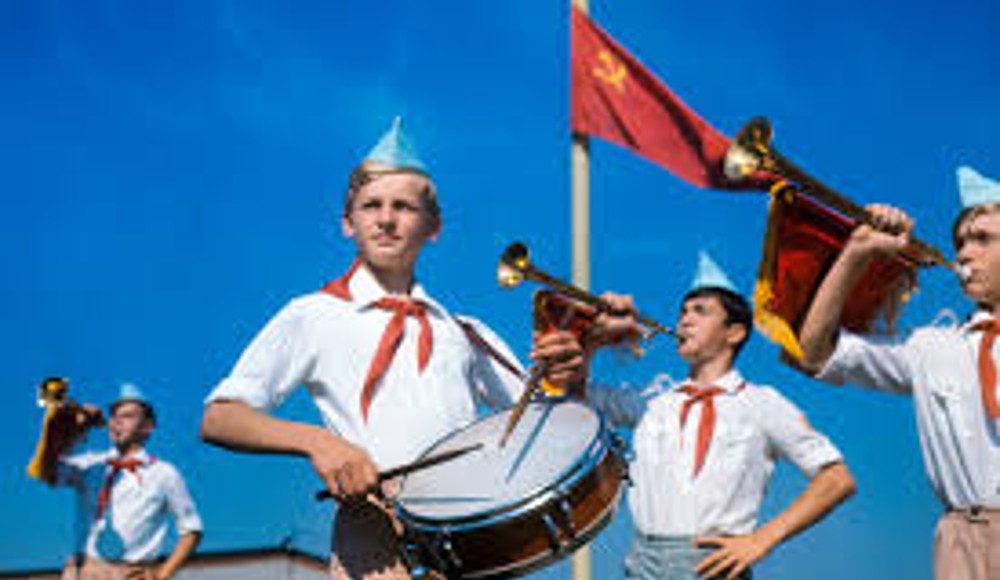 Pionieri in URSS