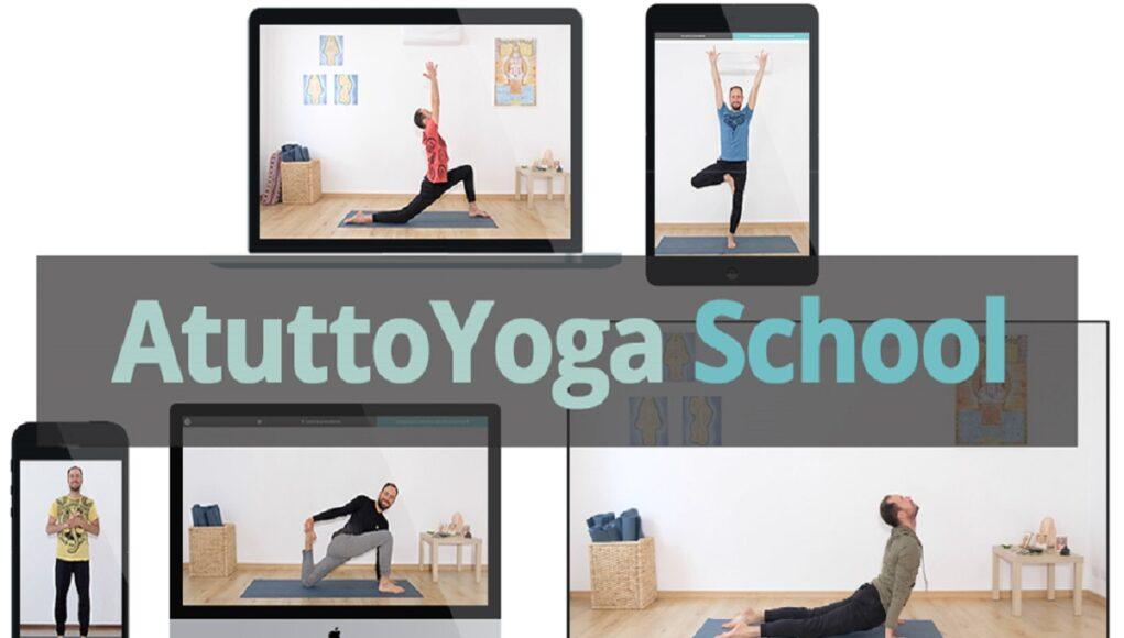 corsi yoga online