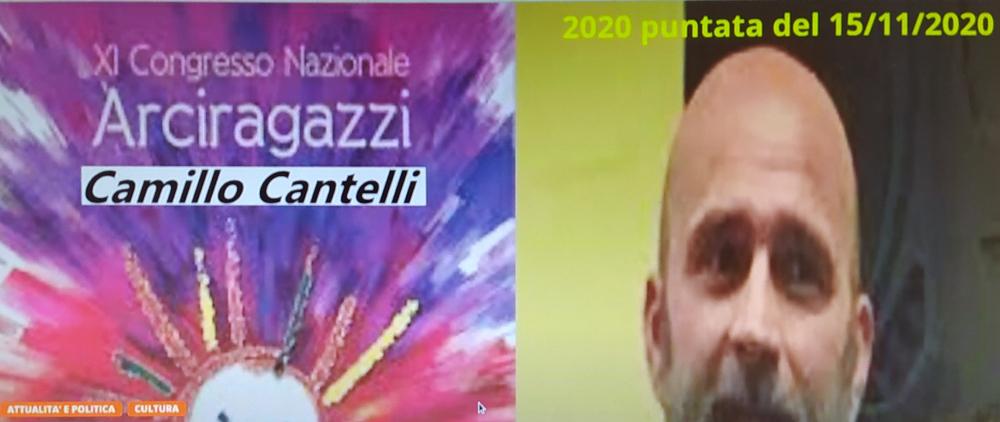 amillo Cantelli, presidente di Arciragazzi nazionale, facciamo il punto sul Carlo Pagliarini, fondatore dell'organizzazione