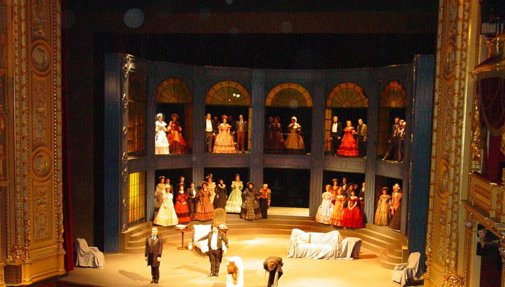 teatri bologna
