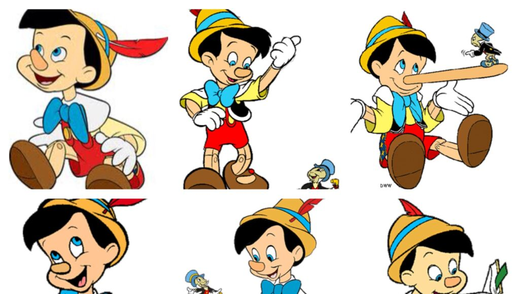 Radiodramma Pinocchio