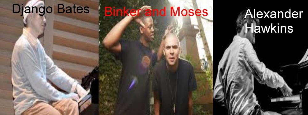 Binker and Moses, Alexander Hawkins e Django Bates