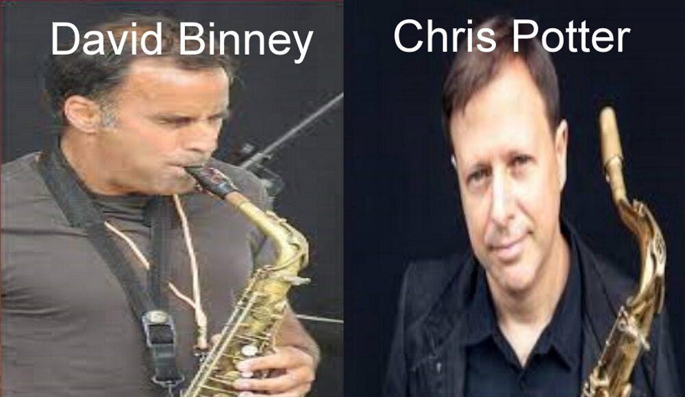 Chris Potter e David Binney