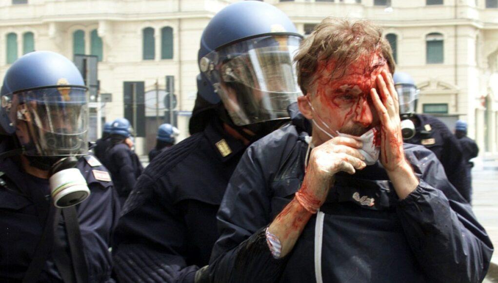 Violenza della polizia