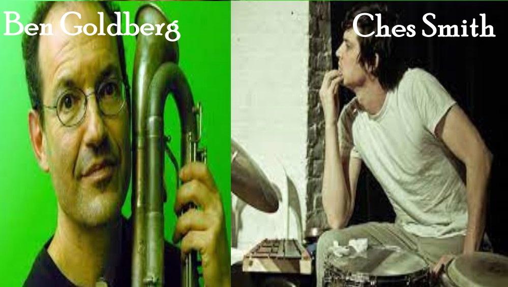 Ben Goldberg e Chess Smith